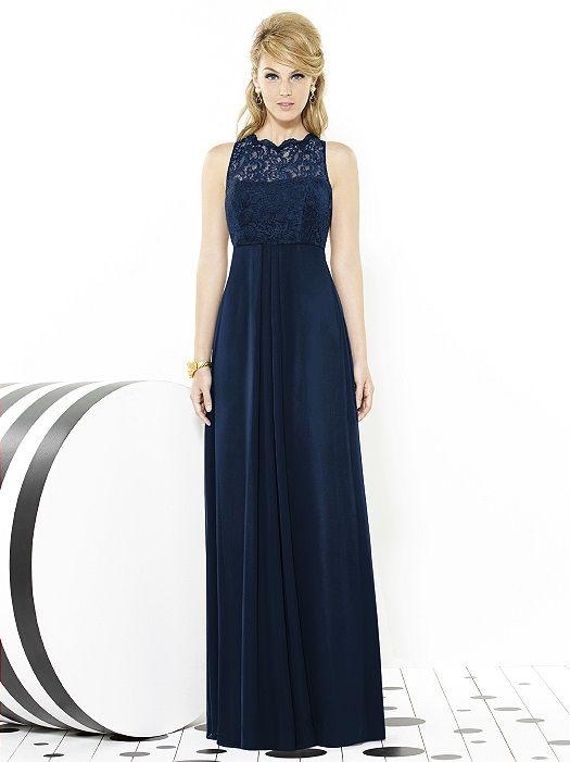 After Six Bridesmaids Style 6722 http://www.dessy.com/dresses/bridesmaid/6722/#.VKLQ6l4CSA