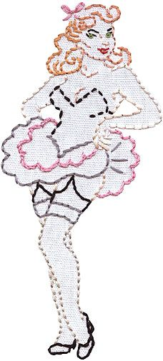 Sublime Stitching - ace! I love Jenny Hart, have most of her patterns, now just need to do them