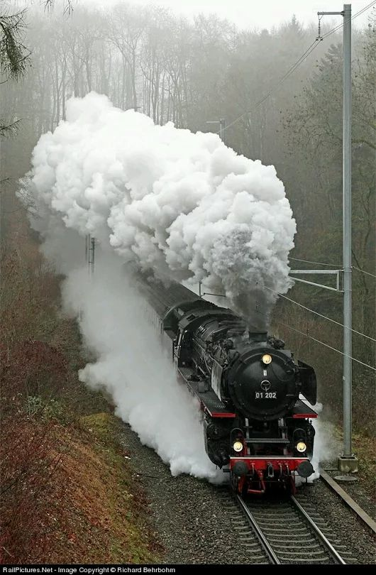#Steam #locomotive - http://dennisharper.lnf.com/