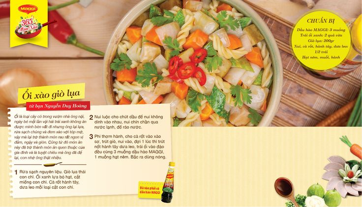 Món xào thắng giải ngày 8/4: Ổi xào giò lụa từ Nguyễn Duy Hoàng. Tham gia góp món xào ngon tại www.365monxao.com để có cơ hội trúng nhiều giải thưởng hấp dẫn