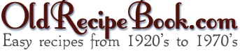 Basic Bisquick doughnut recipe (and a lot more recipes from the 1933 Betty Crocker Bisquick cookbook on this site)