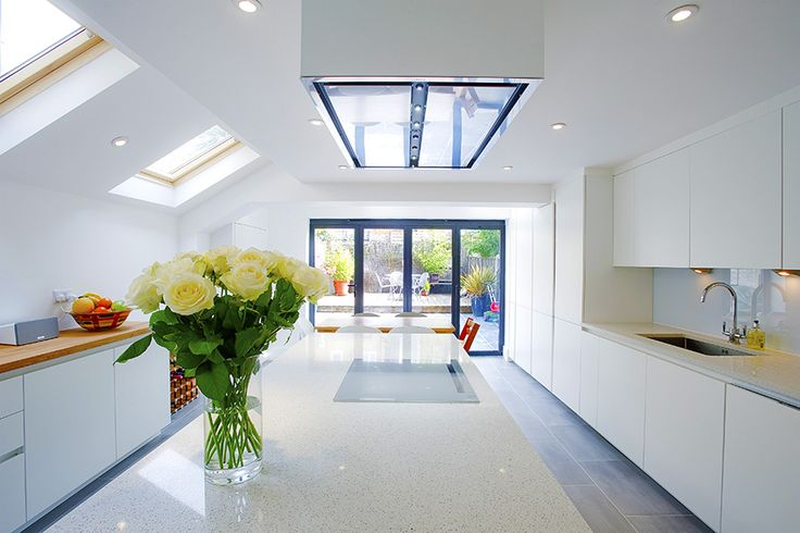 small terraced house extension ideas - Google Search
