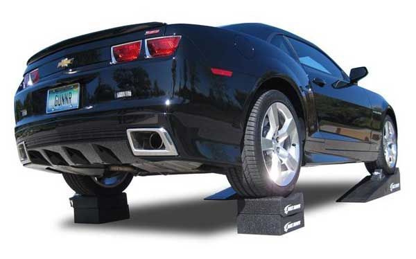10. Car ramps >> Cool Welding Projects You Can Do At Home