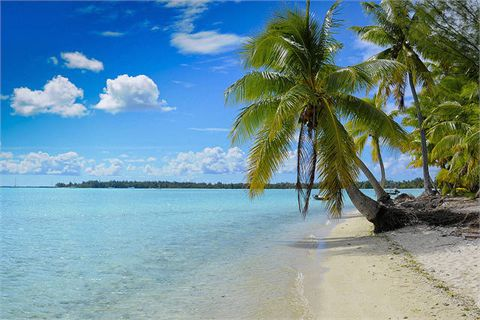 Spiaggia di Playa Paraiso