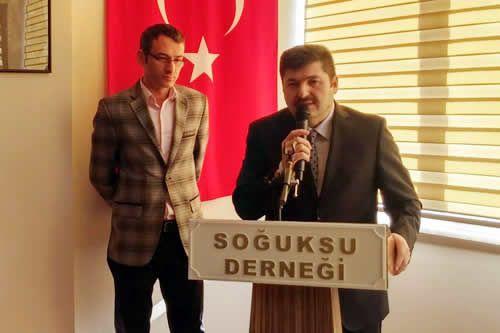 Cide Soğuksu Derneği'nin düzenlediği kahvaltılı toplantı programı İstanbul'un çeşitli ilçelerinden farklı siyasi parti ve STK temsilcisinin katılımıyla gerçekleştirildi.