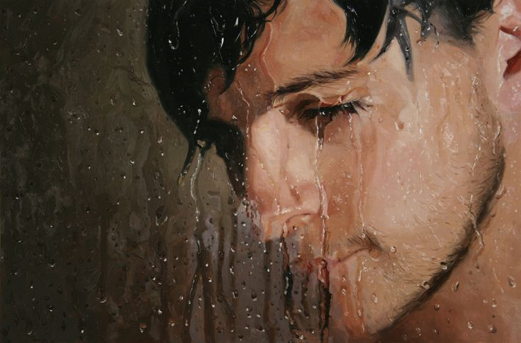 Hyperrealist Art:  This art work of Alyssa Monks are so realistic you won't believe it is an oil painting!