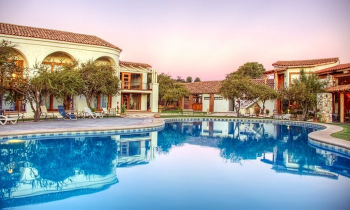 Hotel Casa Blanca Spa & Wine: Casablanca: $110.000 en vez de $232.000 por 2 noches para dos + desayunos buffet + acceso a spa en Hotel Casa Blanca Spa & Wine. To learn more about Valparaiso | Casablanca Valley click here: http://www.greatwinecapitals.com/capitals/valparaiso-casablanca-valley