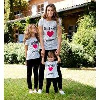 Anneler gününe özel anne çocuk kombini 3