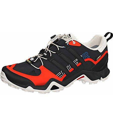 Adidas Terrex Swift R GTX Outdoor Schuhe core black-chalk white-bold orange - 41 1/3 - http://on-line-kaufen.de/adidas/7-5-uk-41-1-3-eu-adidas-terrex-swift-r-gtx-herren
