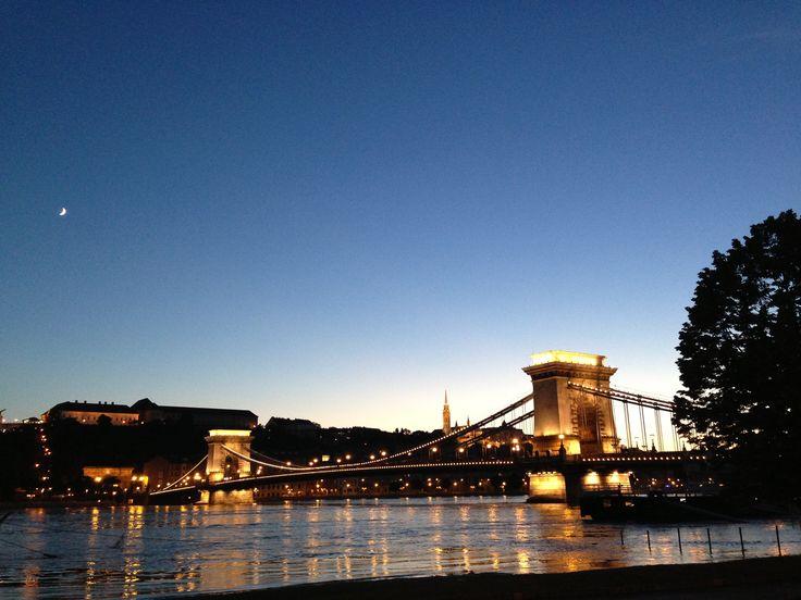 Lánchíd, Budapest #hungary #budapest #chainbridge