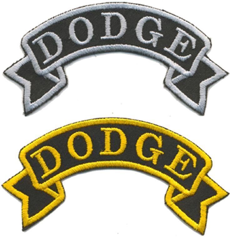 Dodge tygmärke