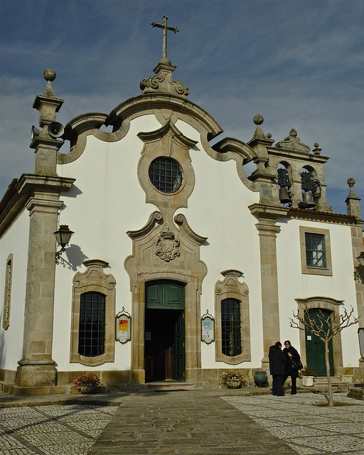 Viseu, S.José Church Viseu, Portugal