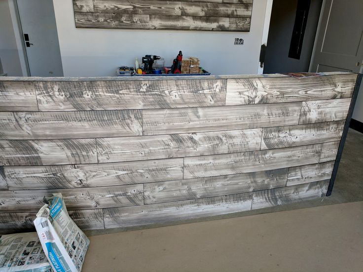 278 Best Reclaimed Wood Walls Images On Pinterest