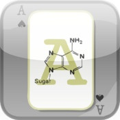 App name: Biochem Flash Cards. Price: free. Category: . Updated:  Sep 13, 2012. Current Version:  1.0. Size: 18.70 MB. Language: . Seller: . Requirements: Compatible with iPhone 3GS, iPhone 4, iPhone 4S, iPod touch (3rd generation), iPod touch (4th generation) and iPad. Requires iOS 4.0 or later.. Description: The amino acids and nucleic ac  ids are units of two fundament  al molecules of life: proteins   and DNA. University and colle  ge Introductory Biochemistry  ellip;  .