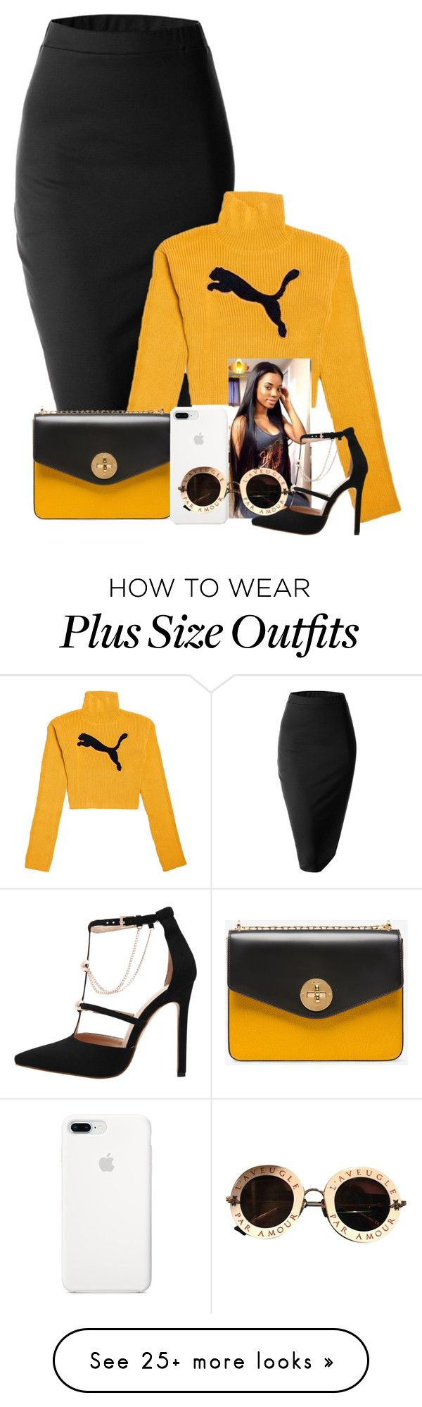 """""""Untitled #391"""" by niyah1250 on Polyvore featuring Doublju, Puma, Bally and Gucci"""