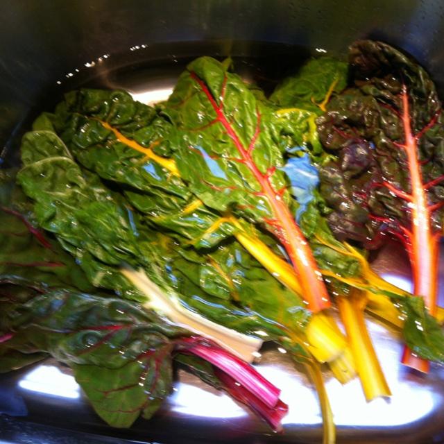 ... swiss chard pi cai spinach and swiss chard pie swiss chard rainbow
