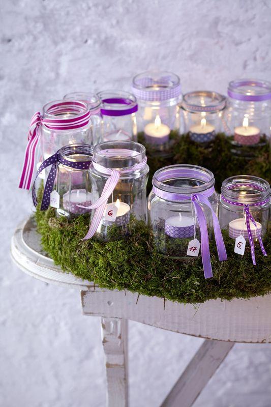 Gartenzauber | Zauberhafte Adventskalender - Gartenzauber