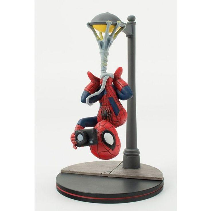 STATUETTE - Spiderman - QMech lampadaire, Micromania, numéro un français du jeu vidéo. Retrouvez les tests de tous les jeux, réservez et achetez les dernières nouveautés consoles, jeux vidéo et PC
