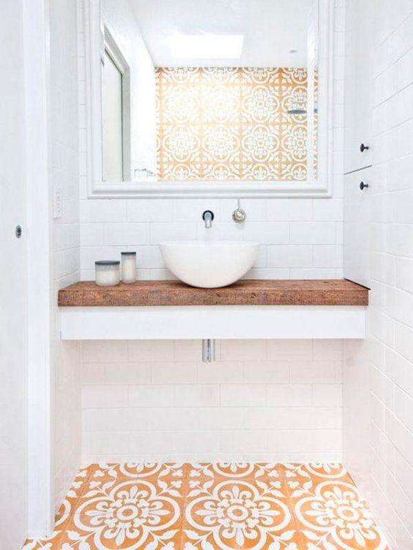 15 baños que destacan por sus azulejos