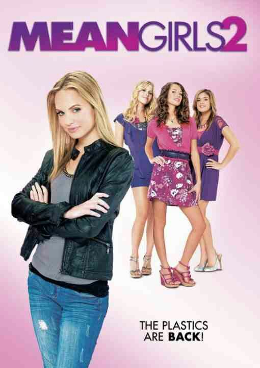 """★""""MEAN GIRLS 2""""(2011) only Tim Meadows returned for sequel★ツ"""