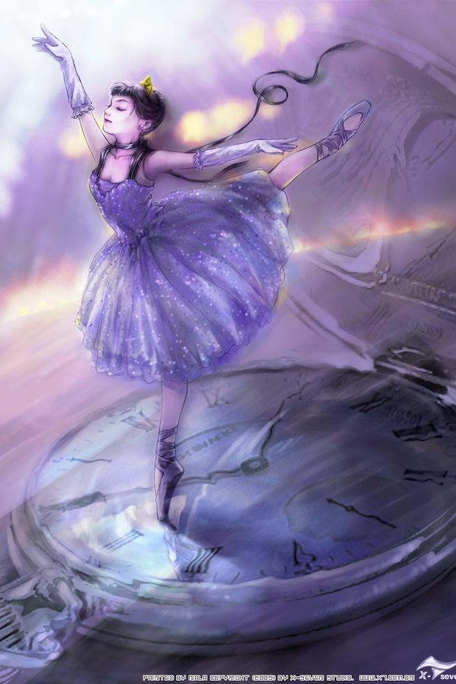 балет фэнтези картинки цветов этого