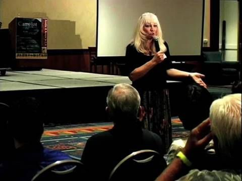 CYNTHIA CRAWFORD's Contactee Workshop at the Project Camelot  Awake and ...