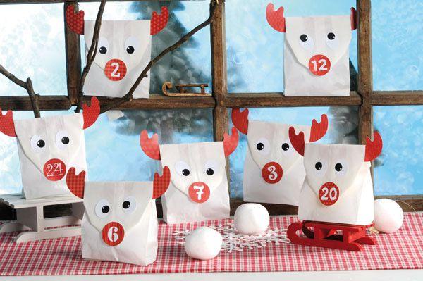 Bastelkalender der Papermaker zu haben bei Baby-and-Friends