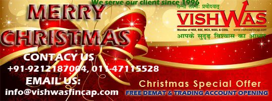 VISHWAS GROUP Wish you MERRY X-mas!! Vishwas is a leading share trading company in india Contact us for any query about stock trading  Click Here: http://bit.ly/1zSTuwg