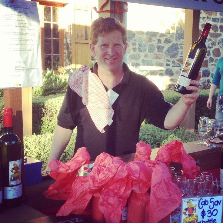 Ballycroft Wines. Artisans at Greenock Market. Beautiful Barossa Wines.