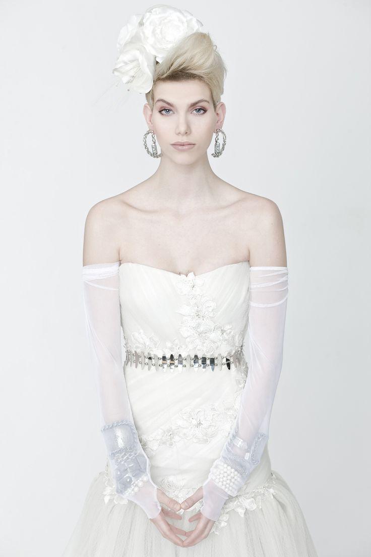 Makány Márta wedding dress  #bridal #wedding #gown #makany