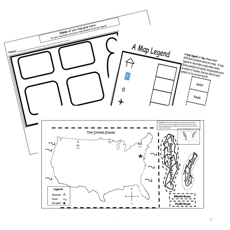 Best Maps Images On Pinterest Teaching Ideas Map Skills And - Us map crosswords scholastic professional books answers