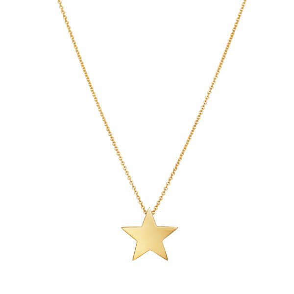 "Sophie by Sophie ""Star"" necklace www.stockholmmarket.com"