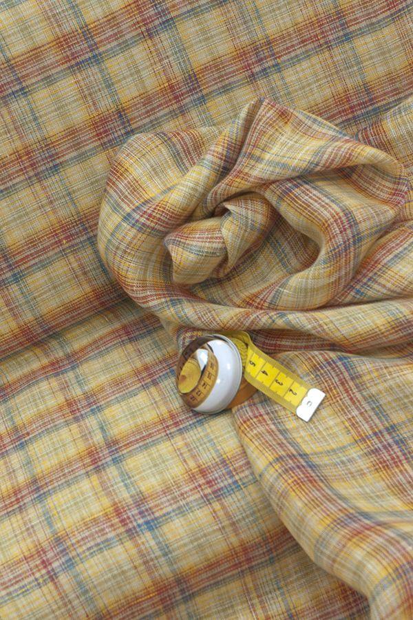 Льняная ткань, ткани для штор, вуаль  620 руб
