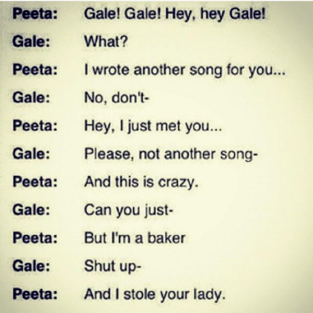 I hate Gale.