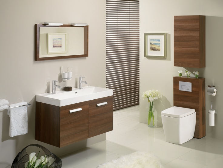 27 mejores imágenes de bathroom en pinterest | muebles de baño ... - Muebles Bano Bauhaus