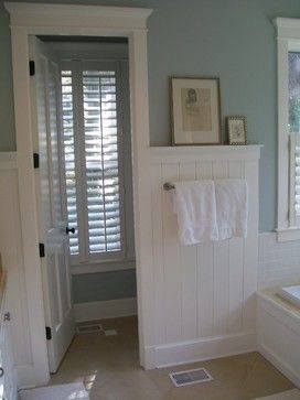 Traditional Bathroom Beadboard Bathrooms Design, Pictures, Remodel, Decor and Ideas - page 4