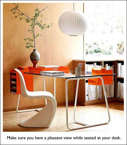 Feng Shui Home Office Free Tips For Home Office Feng Shui
