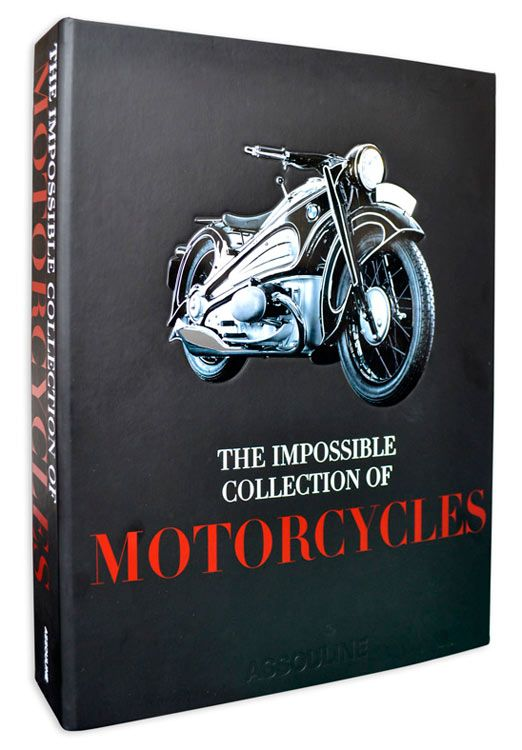 Impossible Collection of Motorcycles