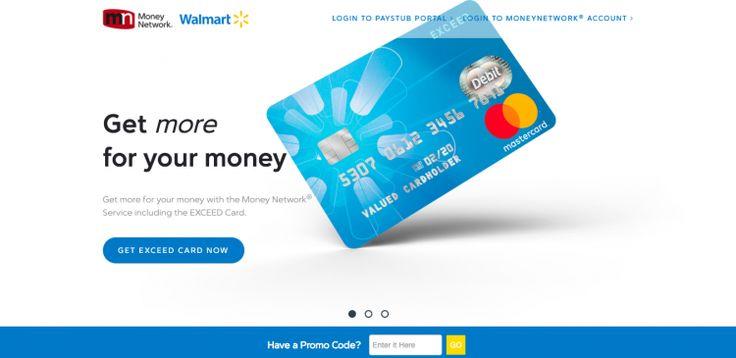 Apply for Walmart Money Network