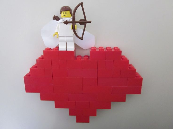 14 Awesome LEGO Valentineu0027s  #lego #valentine