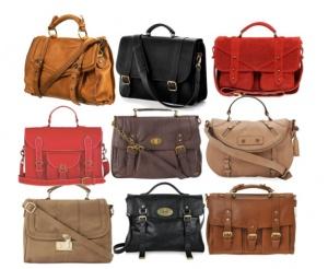 El bolso de moda que luce Paula Echevarria, el bolso satchel. Hay muchos modelos diferentes!