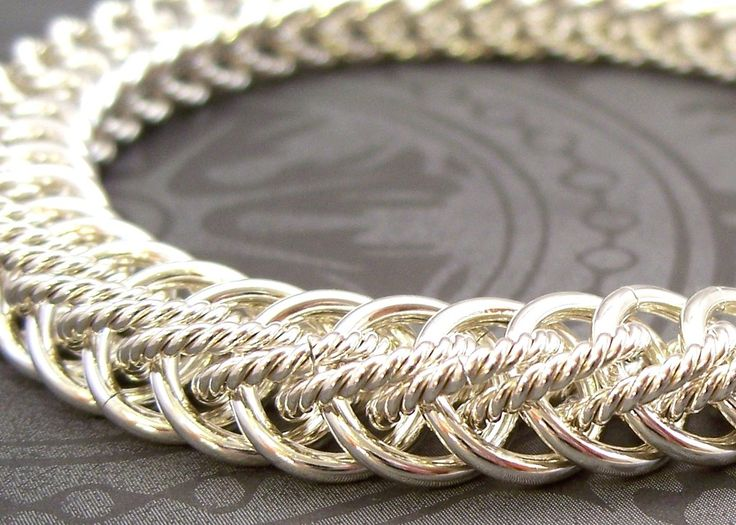 1000 Images About Tutorials Chain Maille On Pinterest