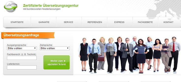 übersetzungsbüro - http://www.uebersetzung-fachuebersetzung.de