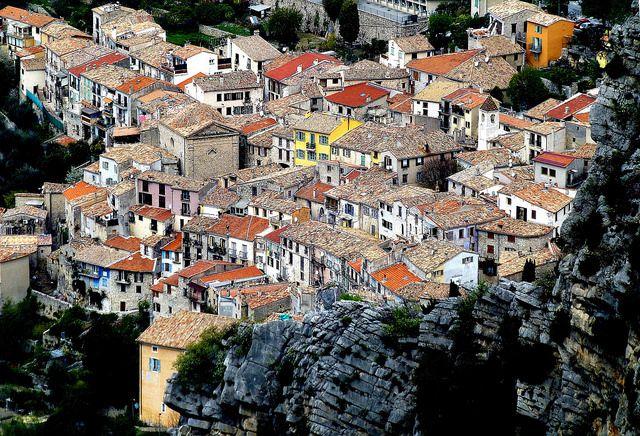 village de Peille