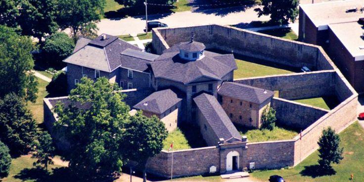 Huron Historic Gaol, Goderich