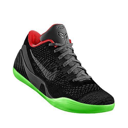 I designed the black USC Trojans Nike men's basketball shoe.