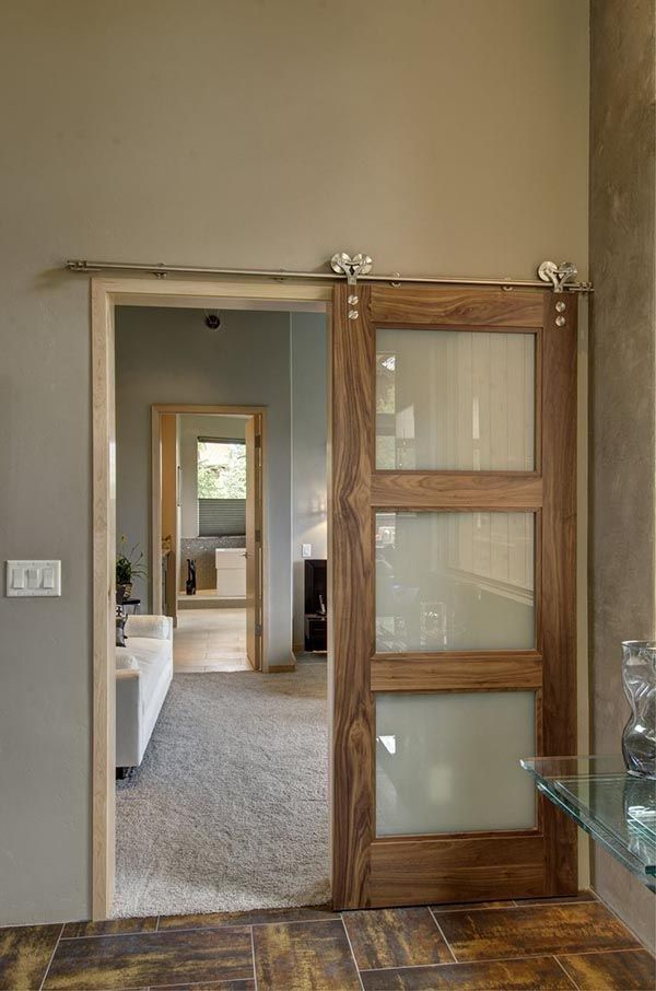 12 Awesome Bedroom Barn Door Ideas Glass Barn Doors Interior Sliding Barn Doors Sliding Doors Interior