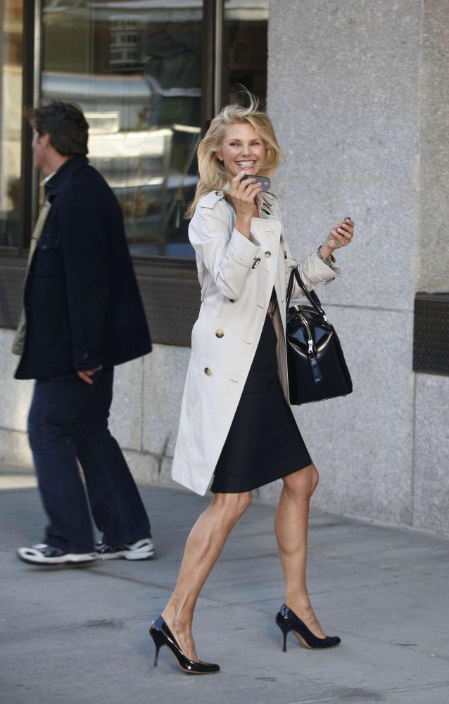 Christie Brinkleys Style Evolution: From Gorgeous To Even More Gorgeous (PHOTOS)