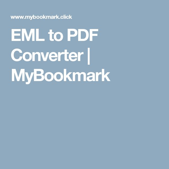 EML to PDF Converter can print the saved EML data in PDF format with attachments. It is capable to export migrated Windows Live Mail data and import to PDF format.