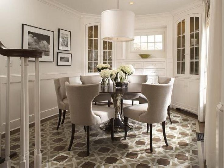 Round Table Dining Rooms: a collection of Other ideas to try ...